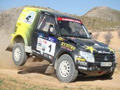 El equipo Promyges Rockstar energy drink vuelve a la competición el próximo fin de semana en la 7ªedición de la Baja Almanzora, segunda prueba del campeonato de España de rallys todoterreno.