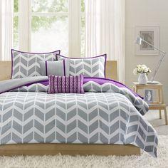 Intelligent Design Peyton 5-piece Comforter Set