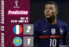 #UEFA #FIFA #WorldCupQatar2022 #WorldCupqualification #football #soccer #soccergame #footballtips #footballgame #sport #prediction #livescore #France #Kazakhstan