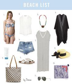 New blog post! EASTER HOLIDAYS ESSENTIALS: COUNTRYSIDE VS. BEACH - My fashion picks!!   www.influencerdiaries.com