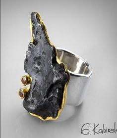 German Kabirski #ring