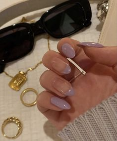 Polygel Nails, Oval Nails, Hair And Nails, Nail Manicure, Summer Acrylic Nails, Cute Acrylic Nails, Super Cute Nails, Pretty Nails, Nailart