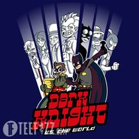 TeeFizz: The Dark Knight Vs. The World