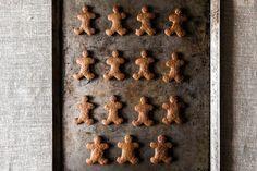 Stress-Free Vegan Holiday Gingerbread Cookies recipe on Food52