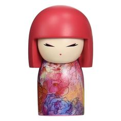 This is a Kimmidoll Yuka Warm Hearted Maxi Japanese Doll Figure. Kimmidoll's are fantastic collectible doll figures that are designed to represent traditional J