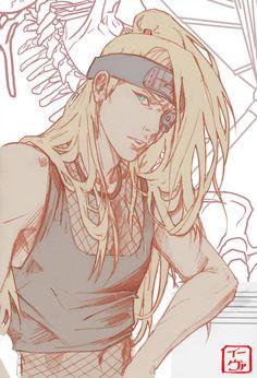 Naruto by on DeviantArt Anime Naruto, Naruto Shippuden Sasuke, Naruto Kakashi, Art Naruto, Naruto Boys, Gaara, Manga Anime, Deidara Akatsuki, Sasunaru