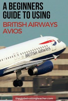 A Beginners Guide to Using British Airways Avios- Have British Airways Avios but not sure how to use them? Use this guide to put those frequent flyer miles to good use and redeem for award travel around the globe! Free Travel, Travel Tips, Travel Hacks, Airline Reviews, Book Cheap Hotels, Best Travel Credit Cards, Miles Credit Card, Airline Travel, Travel Rewards
