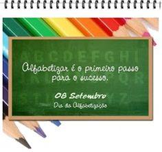8 de Setembro – Dia Mundial da Alfabetização