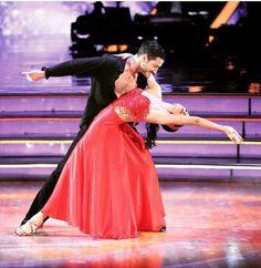 Rumer & Val Foxtrot Dance Off