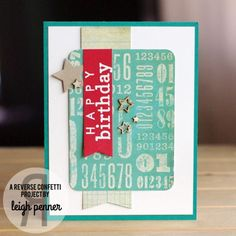 Card by Leigh Penner. Reverse Confetti stamp set: Lots to Say. Confetti Cuts: Oh My Stars. FEBRUARY SKETCH FOR YOU TO TRY. #Reverse Confetti #SFYTT
