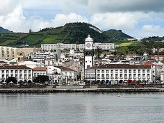 To see this place again!!  The Azores Islands: Ponta Delgada
