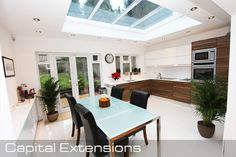 Love how bright & open plan this is