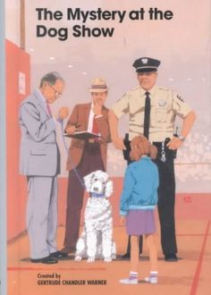 The Alden children suspect someone of trying to sabotage the local dog show.