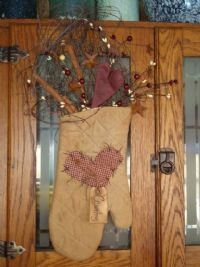Primitive Crafts | Primitive Crafts / .Country kitchen prim.