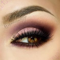 """EYE BASE: Matte Camille pencil as a base. """"Almond"""" shadow from the She Wears It Well palette on brow bone"""