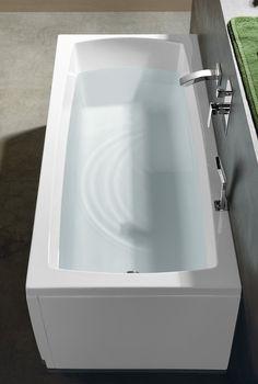 LILY obdélníková vana 150x70x39cm, bílá : SAPHO E-shop Bath Screens, Bathtubs, Lily, Bathroom, Shop, Washroom, Bathtub, Bath Tube, Full Bath