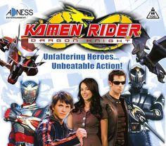 Kamen Rider: Dragon Knight is the Daytime Emmy Award-winning American adaptation of the Japanese...