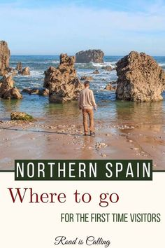 Northern Coast of Spain - What Makes It So Special? The Northern coast of Spain has a lot of magical Spain Travel Guide, Europe Travel Tips, Travel Destinations, Travel Info, Cheap Travel, European Travel, Budget Travel, Italy Travel, Travel Trip