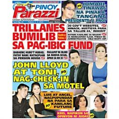 Pinoy Parazzi Vol 8 Issue 19 February 2, 2015 http://www.pinoyparazzi.com/pinoy-parazzi-vol-8-issue-19-february-2-2015/