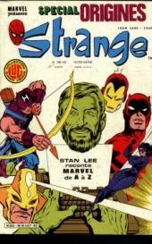 Strange Spécial Origines, n°196 bis, avril 1986 (Lug)