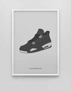 free shipping f3004 afcdc Jordan 4 Oero Nba Wallpapers, Sneaker Art, Jordan 4, Shoe Clips, Shoe