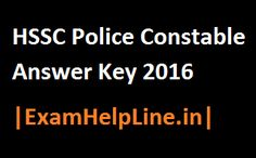 Haryana for various posts in police Constable to get the post of Male Constable…