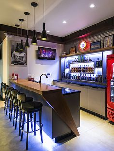 cool-and-modern-basement-bar-ideas – Game Room İdeas 2020 Man Cave Designs, Man Cave Basement, Man Cave Garage, Garage Bar, Garage Game Rooms, Game Room Basement, Garage Signs, Basement Bathroom, Bathroom Remodeling