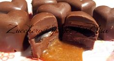 Cioccolatini simil Pocket Coffee. Idee regalo per Natale