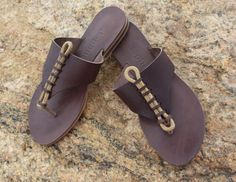 c5c48f7022e983 Handmade Turkish Leather - Daphne  Pedasa Flip Flop Sandal