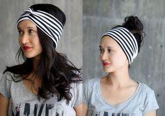 DIY Headwrap Bands Tutorial
