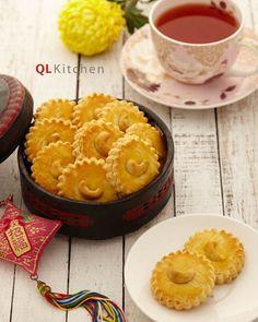 Cashew Nut Cookies   QL Kitchen
