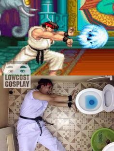 Best Ryu cosplay so far