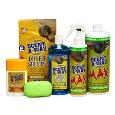 HSP Scent-A-Way Value Pack (Earth)