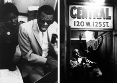 Ray Charles - Cootie Williams / William Claxton