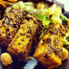 My Best Badi: Vegan Chipotle Lime Tofu