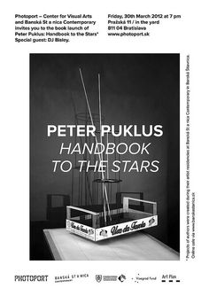 Peter Puklus: Handbook to the Stars / pay attention this photographer, terrific concept and execution in this book