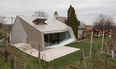 Wine Cellar in Austria.