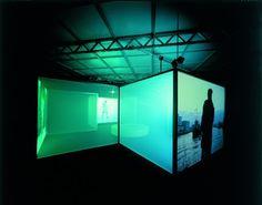Compositional relationships- Interiors, Doug Aitken 2002