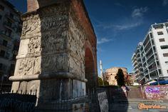 Salonicco: Bisanzio tra il cemento   Camperistas.com