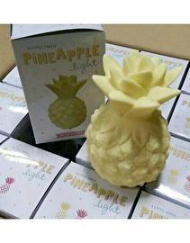 Mini ananaslamp - Geel