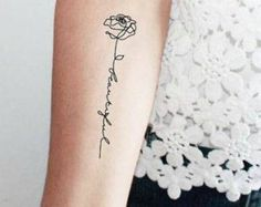 One Word Tattoos shaved head One word tattoos Word. Small Tattoos That Prove How Powerful One Word Can Be. 40 Cute Minimalist One Word Tattoo Ideas For Women Yourtango. Wörter Tattoos, Mouse Tattoos, Trendy Tattoos, Small Tattoos, Tatoos, Ankle Tattoos, Arrow Tattoos, Subtle Tattoos, Print Tattoos