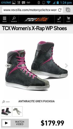 TCX womens Xrap