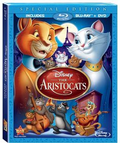 Disney Reveals Box Art for Upcoming Blu-ray/DVD Releases - Pre-order Info