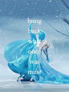 Frozen #2 (animated gif)