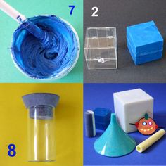 How-To:  Make cheap castable silicone from caulk
