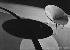Poltrona, produzione Tecno. Produttore Tecno, Architetto Roberto Mango. Archivio Domus