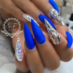 52 pretty nail art patterns decorated and simple pretty nail colors, pretty nails and spa, pretty nails woodley, pretty nail ideas, Bling Nails, Swag Nails, Glitter Nails, Gel Nails, Manicure, Toenails, Pretty Nail Colors, Pretty Nail Art, Colorful Nail Designs