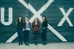Warpaint, photography by Rachael Wright