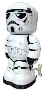 Stormtrooper Tin Wind Up Toy