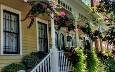 Bucket List of 25 Things To Do in Savannah, Georgia. // Green Palm Inn is pictured. Green Palm is a member of the small Savannah inns' marketing collective, Romantic Inns of Savannah. Need A Vacation, Vacation Trips, Dream Vacations, Vacation Spots, Vacation Ideas, Vacation Rentals, Oh The Places You'll Go, Places To Travel, Places To Visit